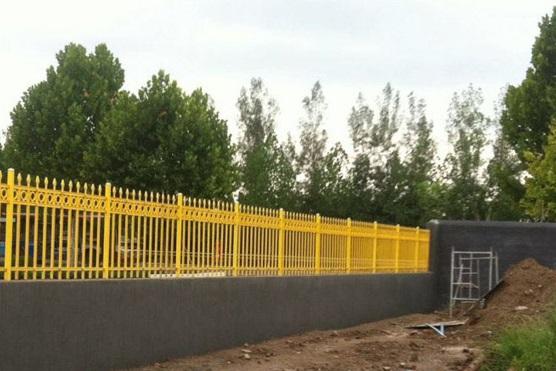 工业区护栏